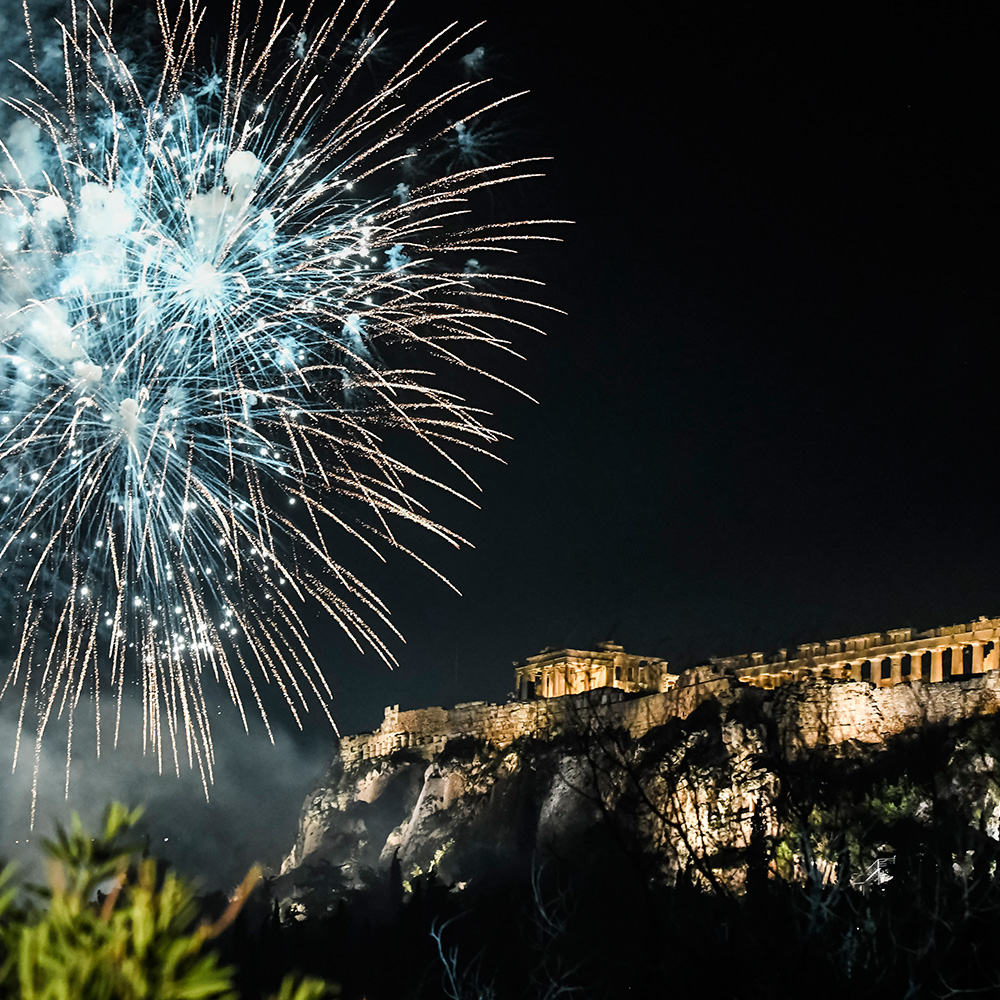 What Do Greeks Do on New Year's