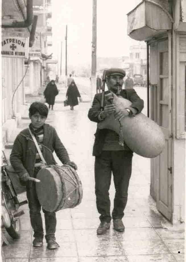 Greek Carols for the New Year - The Kalanta Tradition