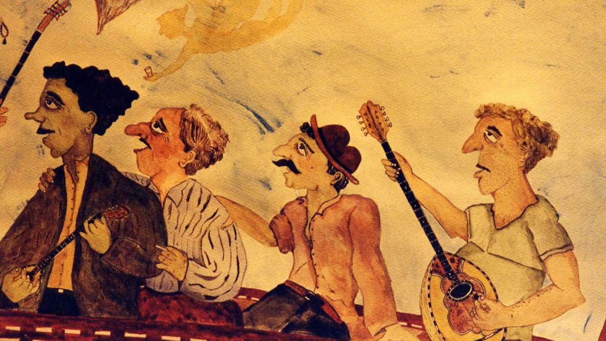 Rebetiko music - Greece on UNESCO's List of Intangible Cultural Heritage