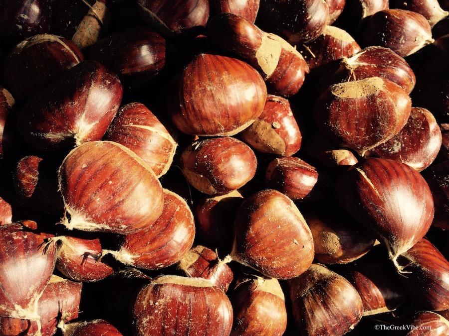 Kastanitsa chestnuts
