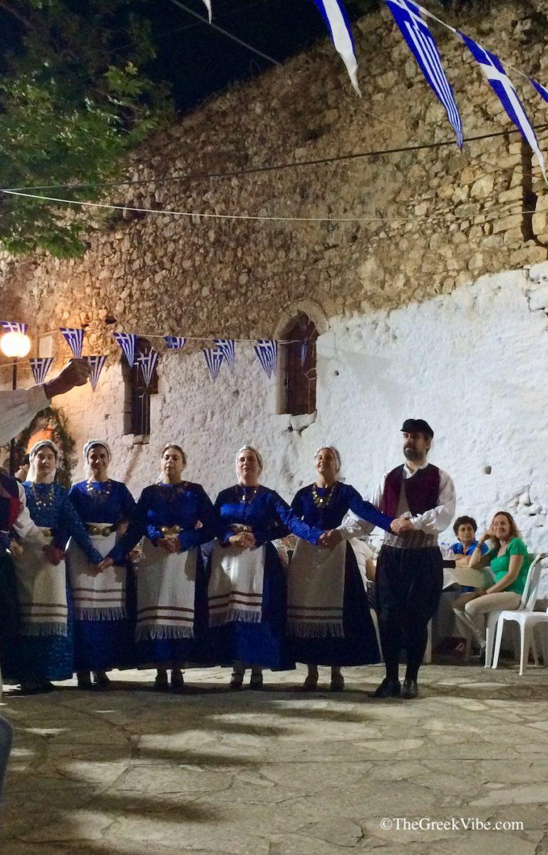 Prastos panegyri, Greece