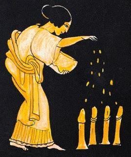 Greek carnival rituals of fertility