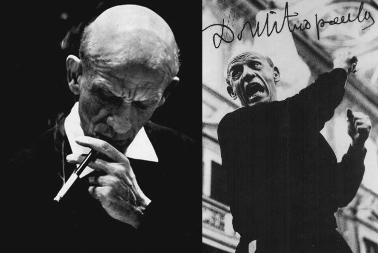Dimitri Mitropoulos: Music's humble giant