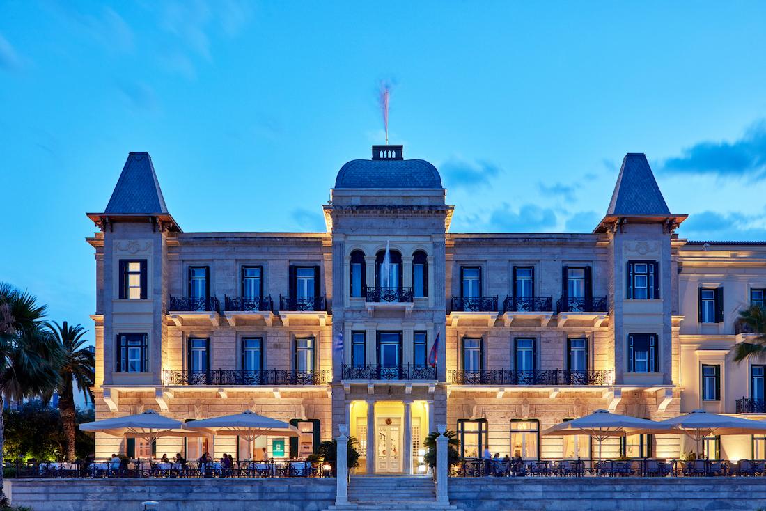 Poseidonion Grand Hotel, Spetses, Greece