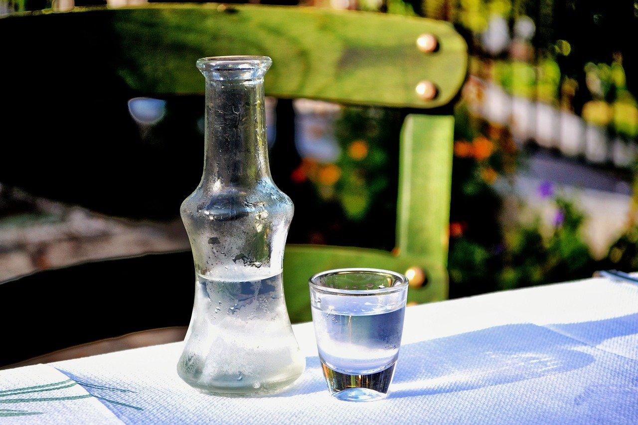 How to Drink Ouzo, Raki, or Tsipouro