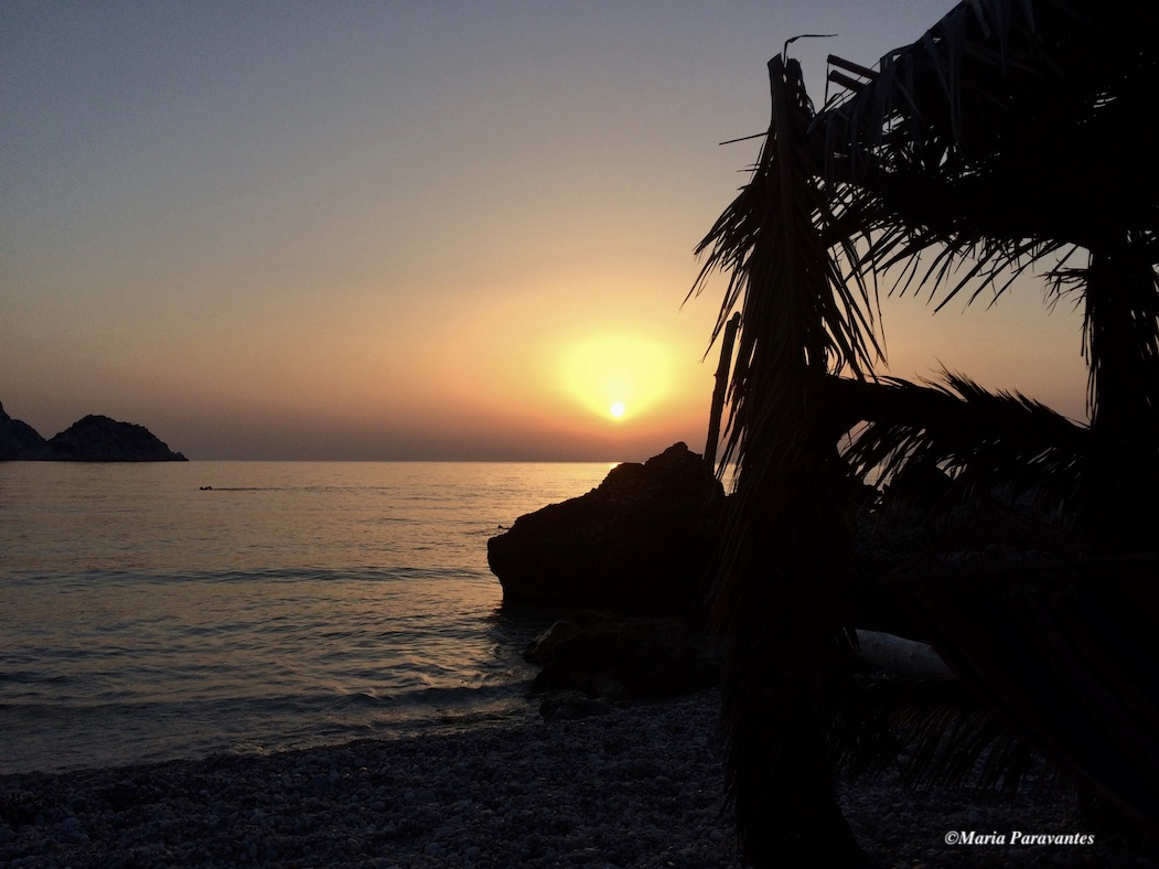 Greece beach, Kefalonia