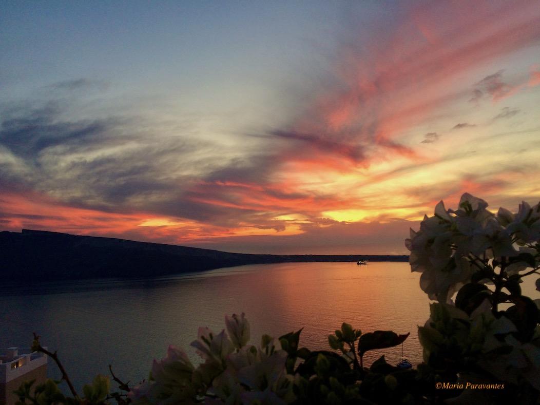 Santorini, Greece, wellness