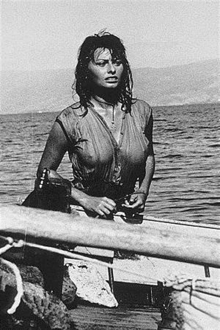 Sophia Loren Greece