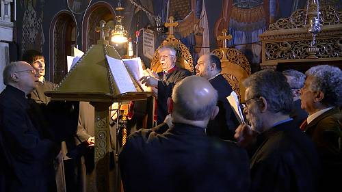 Byzantine Chant - Greece on UNESCO's List of Intangible Cultural Heritage