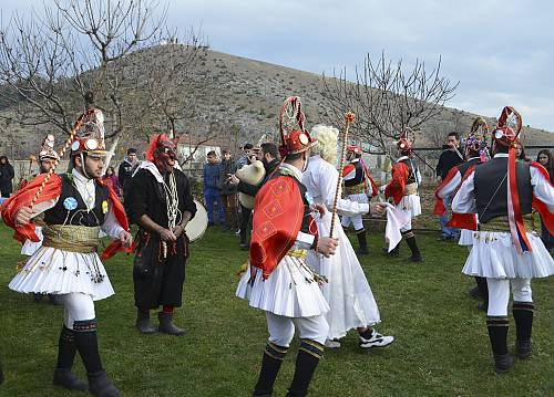 Momoeri tradition - Greece on UNESCO's List of Intangible Cultural Heritage