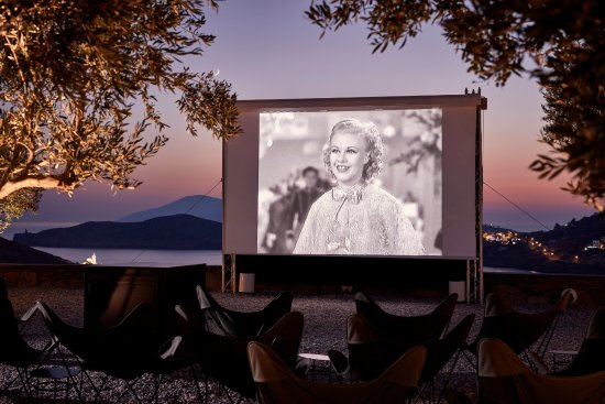 Time for Greece's Open-air 'Therino' Cinema