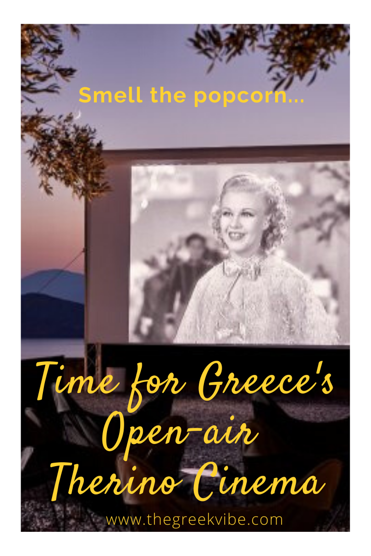 All about Greece's 'therino' open-air cinemas
