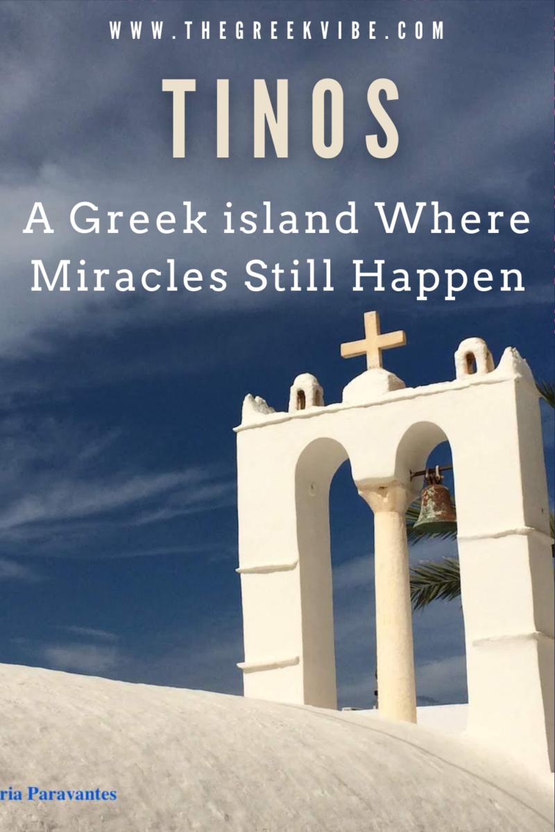 Tinos: A Greek Island Where Miracles Still Happen