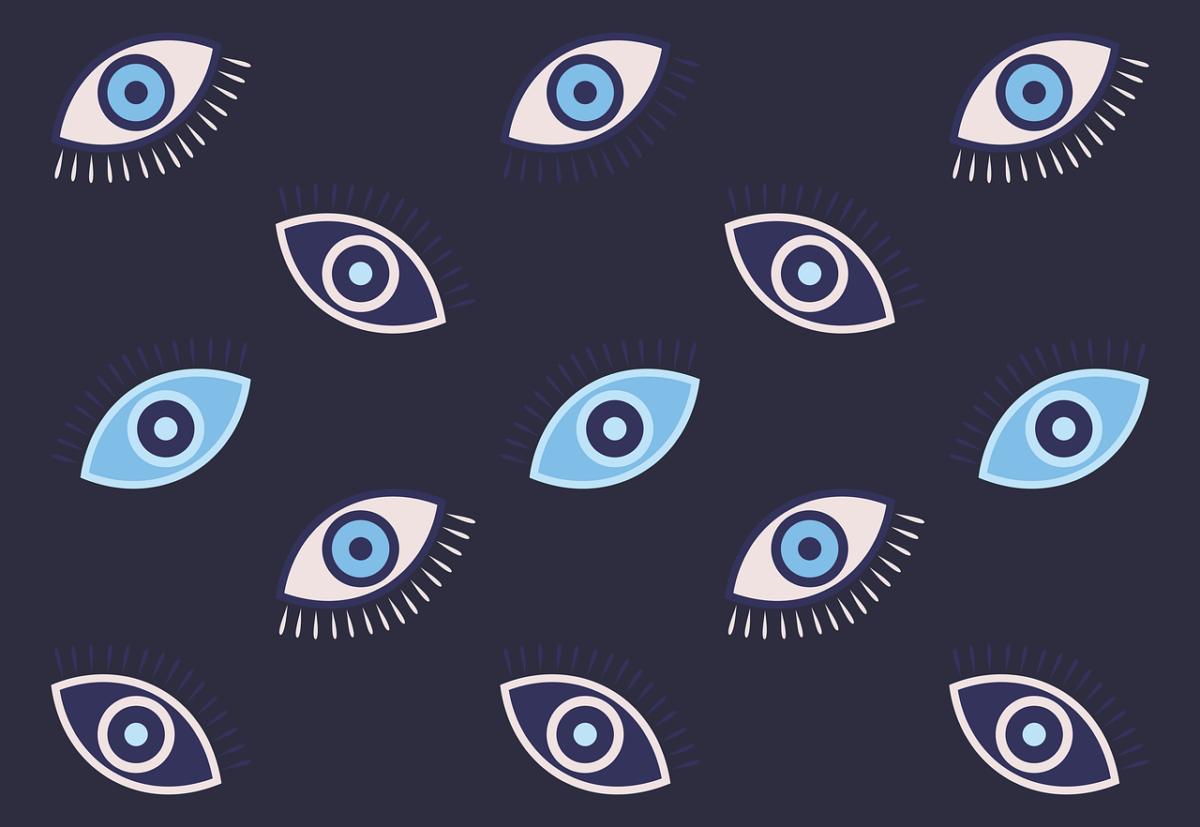 Greek evil eye - mati