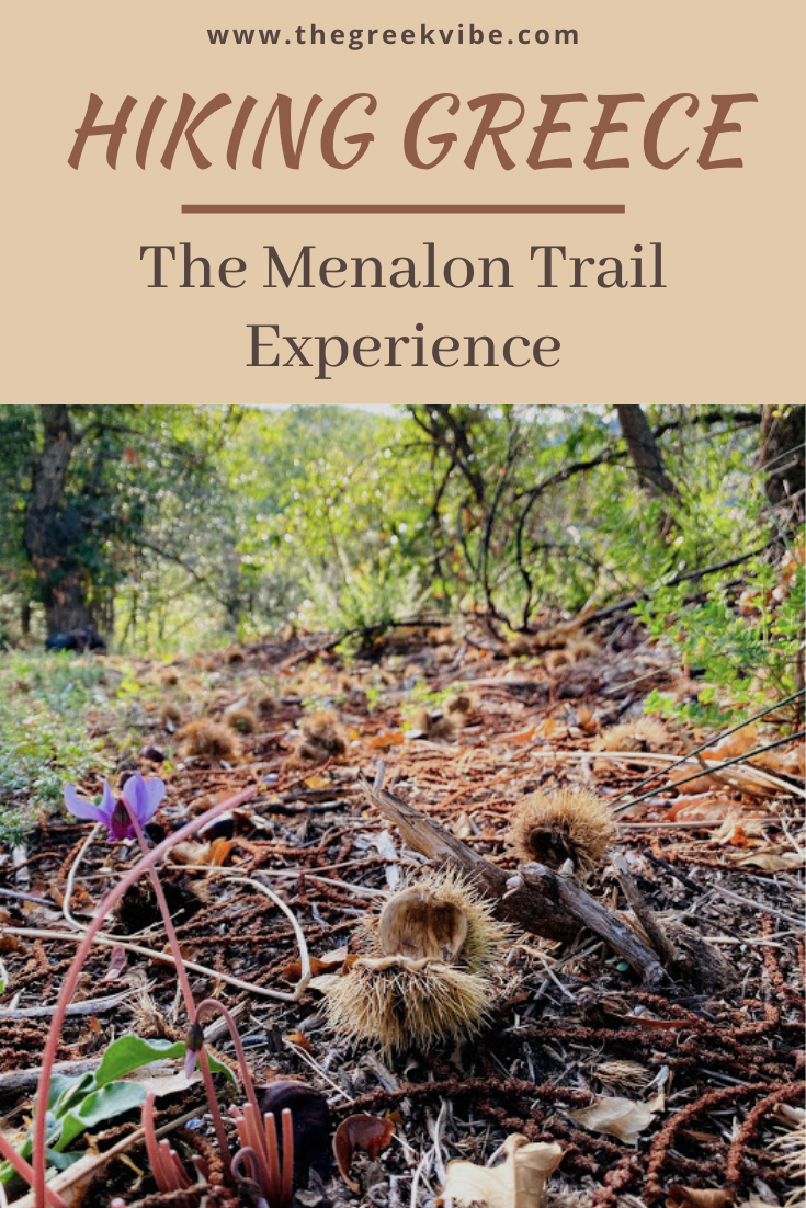 Hiking Greece The Menalon Trail Experience