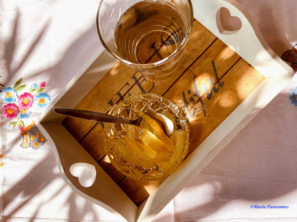 Spoon Sweets – A Traditional Greek Dessert