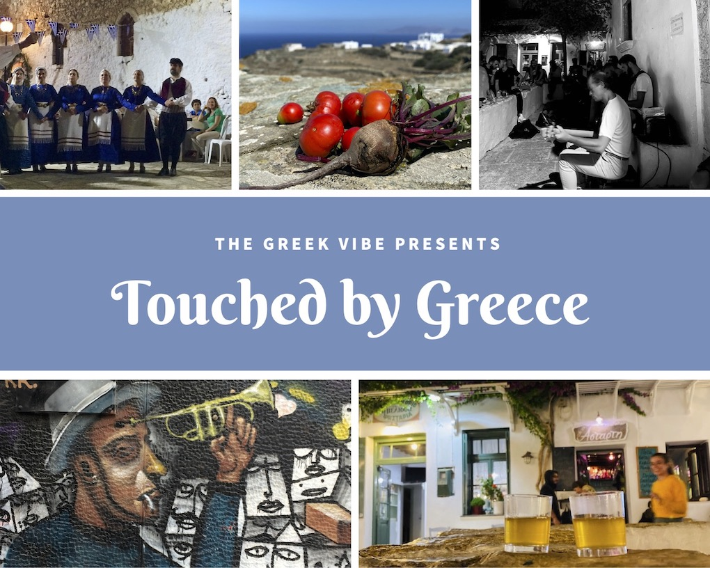 Touched by Greece