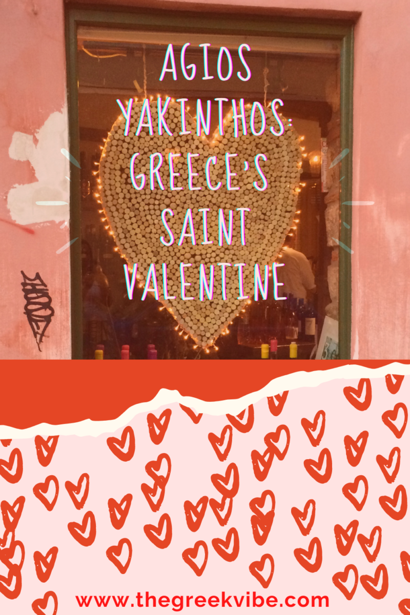 Celebrating Agios Yakinthos on Crete