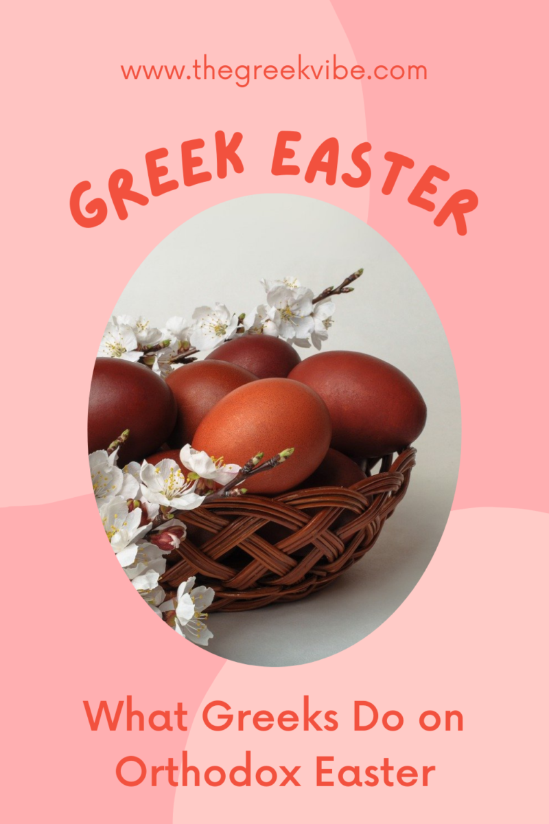 What Greeks Do on Orthodox Easter