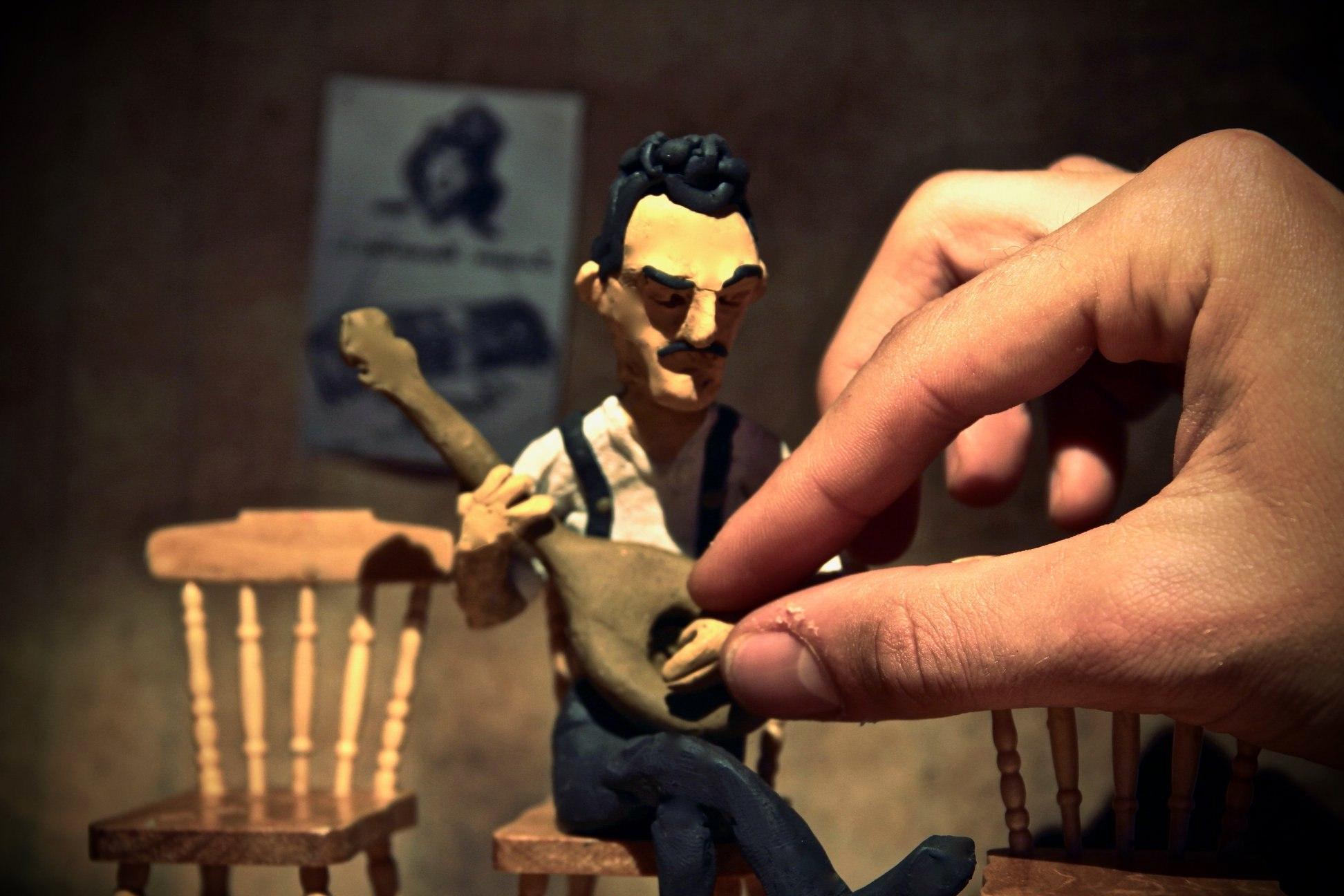 Remarkable Stop Motion Animation Brings Greece to Life