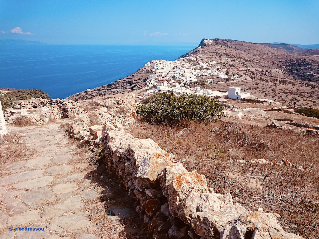 Sikinos: An Under-the-Radar Greek Getaway for the : Nature Lovers