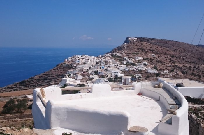 Sikinos: A Remote Greek Island Getaway for the Quiet Types