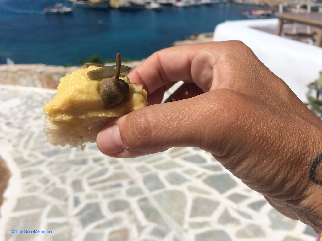 The Greek Caper: A Culinary Marvel