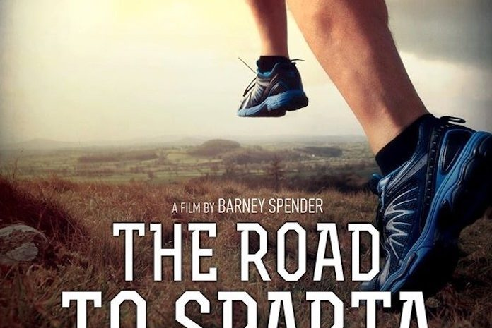 Racing  to Capture 'The Road to Sparta'