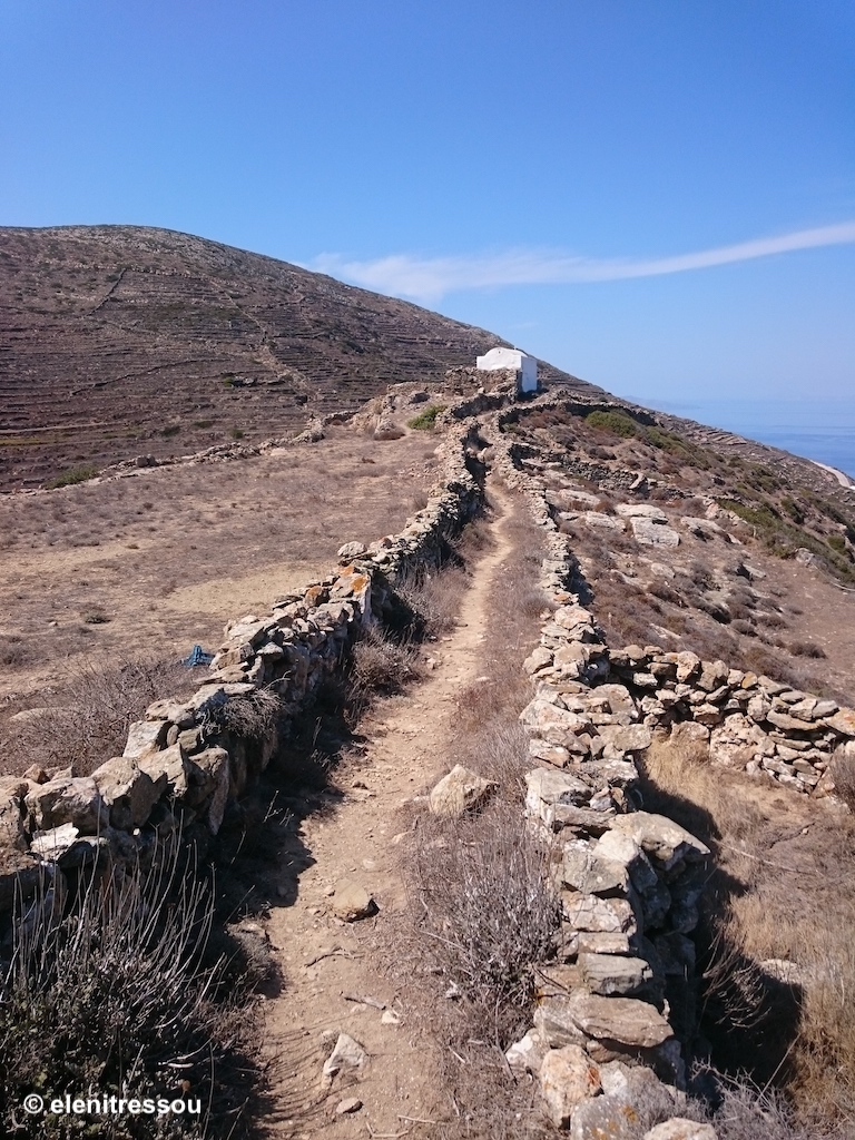 Sikinos: An Under-the-Radar Greek Getaway for the Nature Lovers
